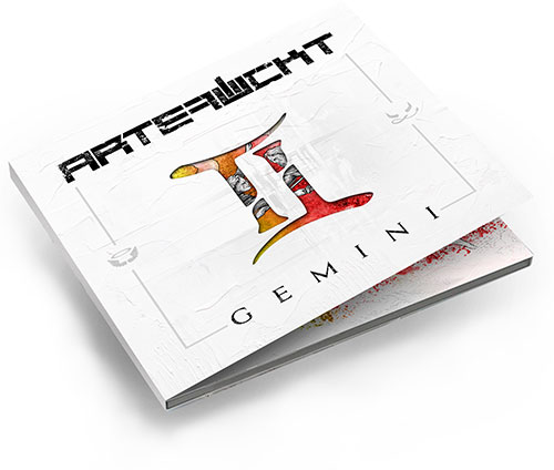 Digipack (CD) + Download + Streaming GEMINI